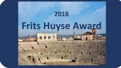 2018 EAPM Frits Huyse Award