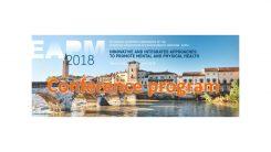 Program EAPM 2018 Verona Conference